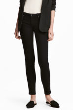 Super Skinny Low Jeans - Denim nero - DONNA | H&M IT 1
