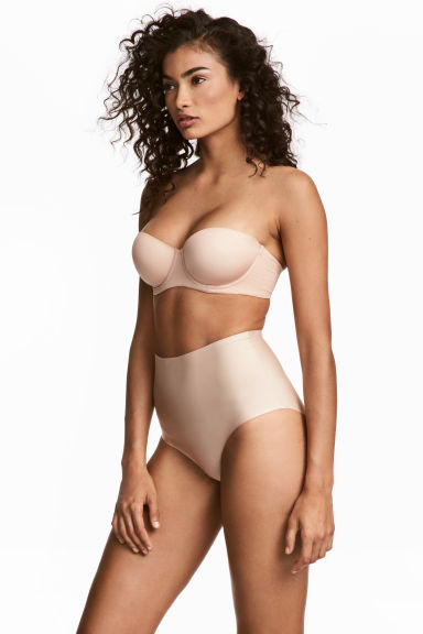 2-pack light shaping briefs - Chai - Ladies | H&M 1