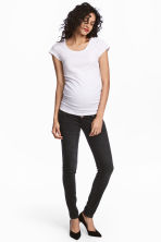 MAMA Skinny Jeans - Nearly black - Ladies | H&M FI 1