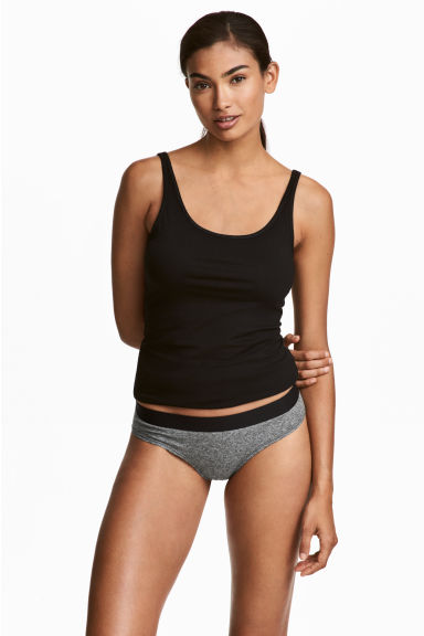 3-pack hipster briefs - Black - Ladies | H&M CN 1