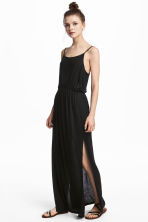 Maxi dress - Black - Ladies | H&M CN 1