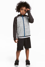 Sports shorts - Black - Kids | H&M 1