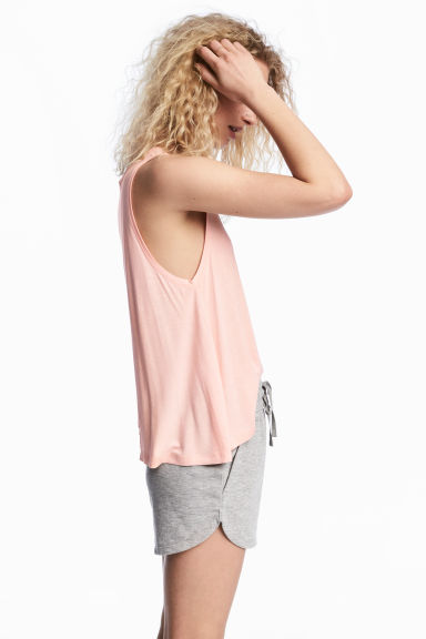 運動短褲 - Grey marl - Ladies | H&M 1