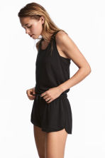 Sports shorts - Black - Ladies | H&M 1