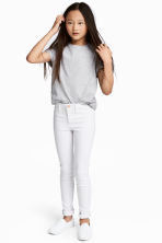 Superstretch Skinny Fit Jeans - White - Kids | H&M 1