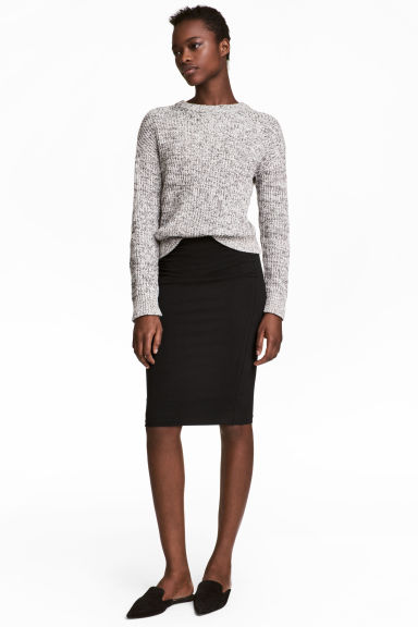 Pencil skirt - Black - Ladies | H&M CA 1