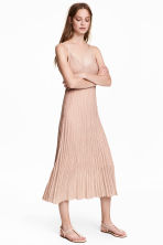 Glittery dress - Powder pink - Ladies | H&M 1