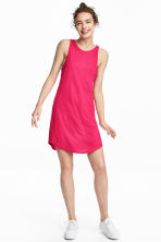 Vest dress - Cerise - Ladies | H&M 1