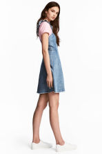 Denim dress - Denim blue - Ladies | H&M 1