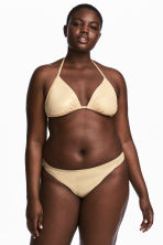 H&M+ Bikini bottoms - Gold - Ladies | H&M CA 1