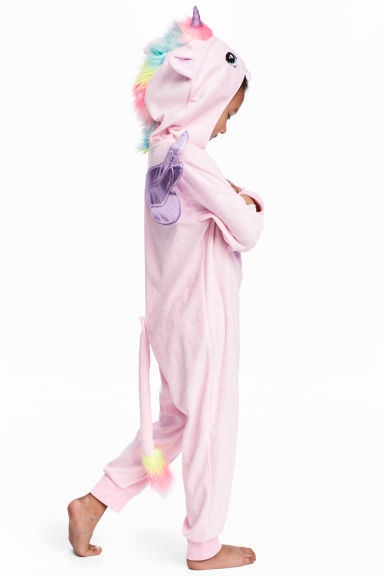 Unicorn costume - Light pink/Unicorn -  | H&M 1