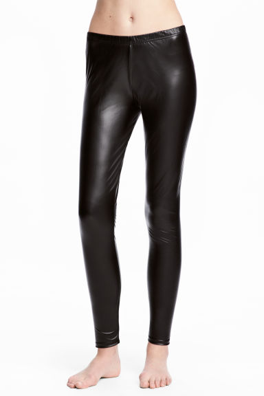 Leggings - Black - Ladies | H&M CN 1