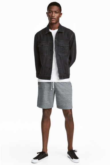 Sweatshirt shorts Model