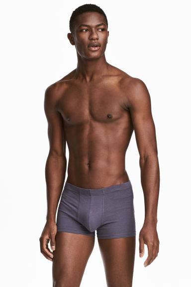 3-pack boxer shorts - Plum -  | H&M CA 1
