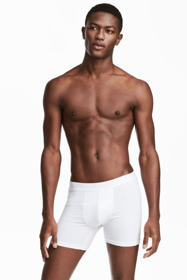 3-pack boxers - White - Men | H&M 1