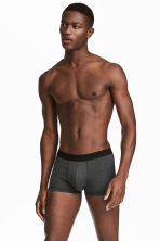 3-pack trunks - Black/Blue - Men | H&M 1