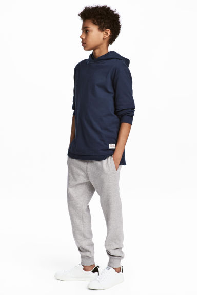 Sweatpants - Grey marl - Kids | H&M 1
