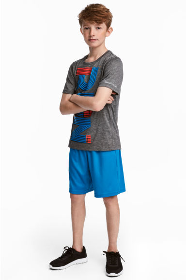 Sports Set - Dark grey/Blue - Kids | H&M CA 1