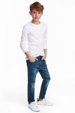 Super Soft Skinny fit jeans - Bleu denim - ENFANT | H&M CH 1