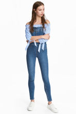 Salopette in denim - Blu denim - DONNA | H&M IT 1