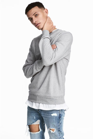 Hafif Sweatshirt Model