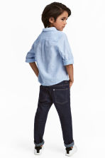 Slim Fit Jeans - Dark denim blue - Kids | H&M CA 1