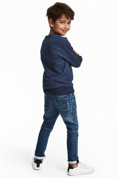 Super Soft Skinny fit jeans - Denimblå - Kids | H&M FI 1
