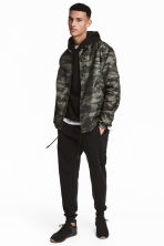 Sweatpants - Black - Men | H&M 1