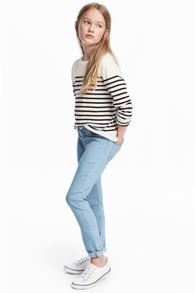 Superstretch Skinny Fit Jeans - Açık kot mavisi - Kids | H&M TR 1