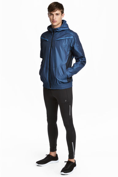 Collant de jogging - Noir -  | H&M CA 1