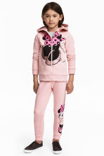 Pantalon jogger - Rose clair/Minnie -  | H&M CH 1