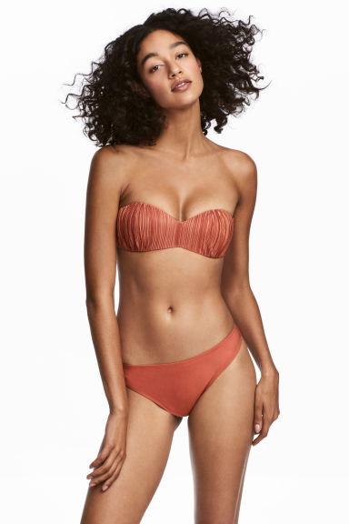 Bikini bottoms - Rust - Ladies | H&M