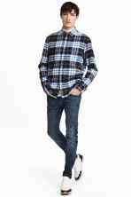 Skinny Jeans - Dark denim blue - Men | H&M CN 1