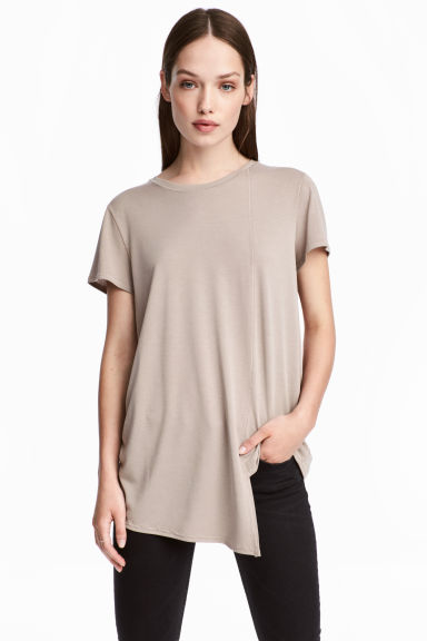 Asymmetric top - Mole - Ladies | H&M 1
