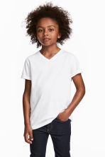 2-pack T-shirts - Black/White -  | H&M 1