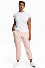 H&M+ Chino - Rose poudré - FEMME | H&M CH 1
