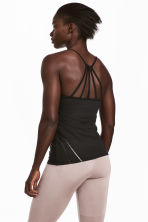 Yoga top - null - Ladies | H&M CN 1