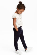 Joggers - Dark blue - Kids | H&M CA 1