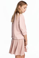 Bomber jacket - Powder pink - Ladies | H&M 1