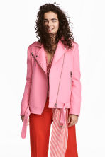 Giubbotto da biker - Rosa -  | H&M IT 1