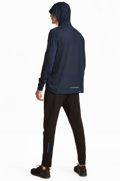 Running trousers - Black - Men | H&M 1