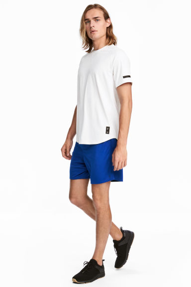Sports shorts - Cornflower blue - Men | H&M CA 1