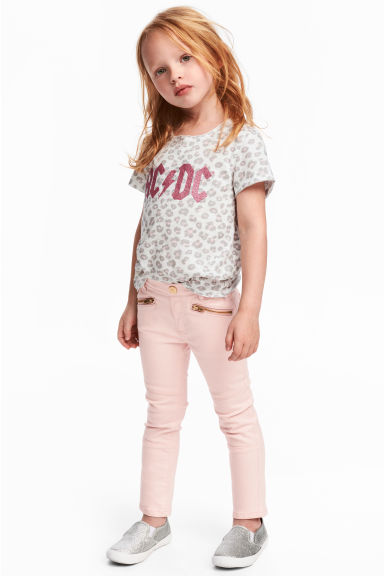 緊身褲 - Light pink - Kids | H&M 1