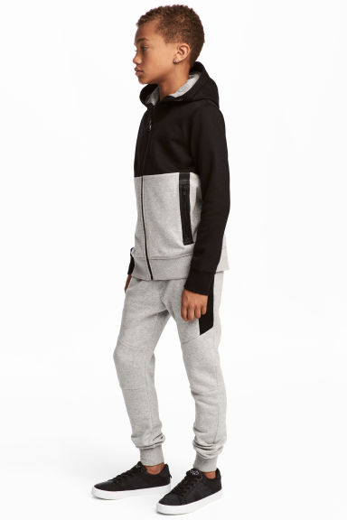 Joggers - Graumeliert -  | H&M CH 1