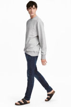 Slim Jeans - Dark blue - Men | H&M CN 1