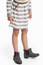 Ankle boots - Dark grey - Kids | H&M 1