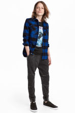Joggers - Black washed out - Kids | H&M CN 1