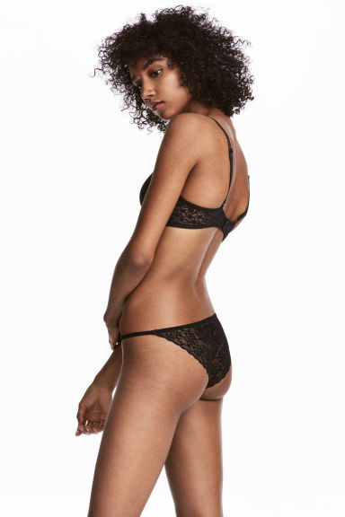 2-pack bikini briefs - Black -  | H&M GB