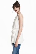 MAMA Nursing top - White - Ladies | H&M CN 1