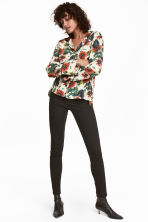 Petite fit Treggings - Black - Ladies | H&M IE 1